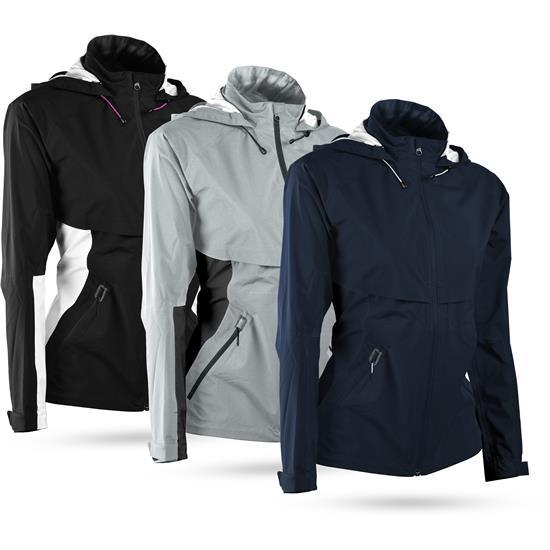 Sun Mountain Stratus Full-Zip Jacket for Women - 2021 Model