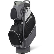Sun Mountain Sync Cart Bag for Women - Carbon-White-Black