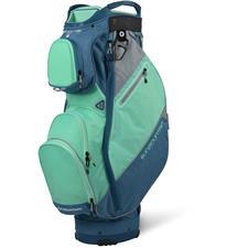 Sun Mountain Sync Cart Bag for Women - Spruce-Heather-Ice-Cadet