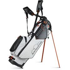 Sun Mountain VX Personalized Stand Bag - White-Black-Inferno