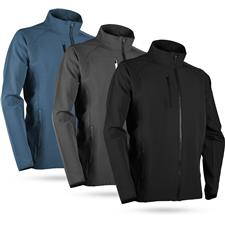 Sun Mountain Men's Weatherflex Full-Zip Jacket - 2021 Model