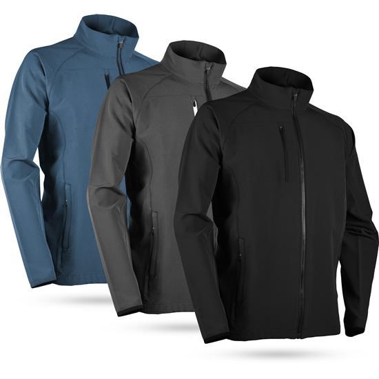 Sun Mountain Men's Weatherflex Full-Zip Jacket - 2021 Model