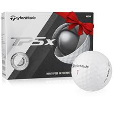 Taylor Made TP5x Officially Licensed Logo Golf Balls