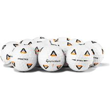 Taylor Made TP5x PIX 2.0 Practice Golf Balls