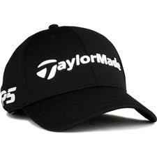 Taylor Made Men's Tour Cage Radar Hat - Black - Large/X-Large