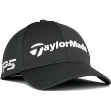 Taylor Made Men's Tour Cage Radar Hat - Graphite - Large/X-Large