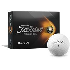 Titleist 2021 Pro V1 Custom Logo Golf Balls