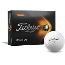 Titleist 2021 Pro V1 High Number Custom Logo Golf Balls
