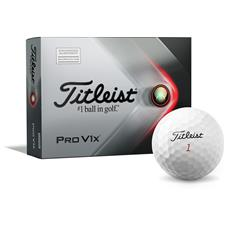 Titleist 2021 Pro V1x AIM Custom Logo Golf Balls