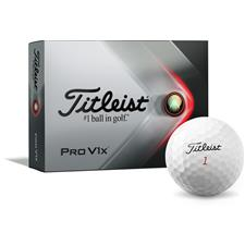 Titleist 2021 Pro V1x Custom Logo Golf Balls