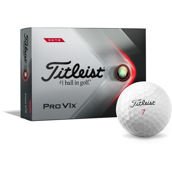 Titleist 2021 Pro V1x High Number Golf Balls