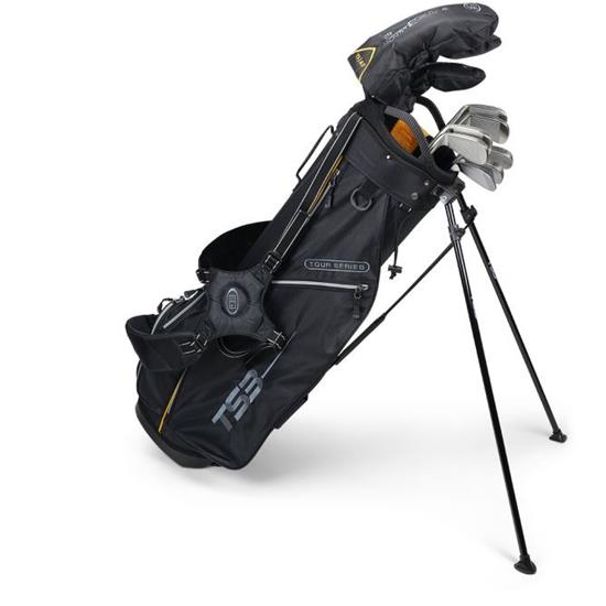 U.S. Kids Tour Series 63 Inch 10-Club Stand Bag Combo Junior