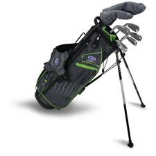 U.S. Kids Ultralight 57 Inch 7-Club Stand Bag Junior Set