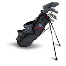 U.S. Kids Ultralight 60 Inch 7-Club Stand Bag Junior Set