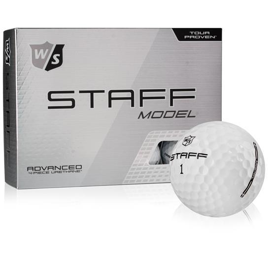 Wilson Staff Staff Model Golf Balls