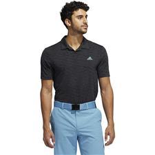 Adidas Men's Mesh Broken Stripe Polo