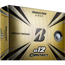 Bridgestone e12 Contact Personalized Golf Balls