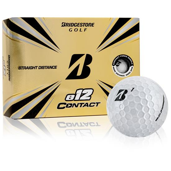 Bridgestone e12 Contact Golf Balls - 2021 Model