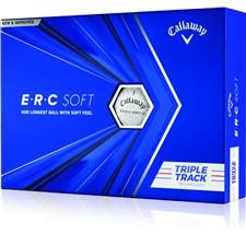 Callaway Golf ERC Soft Triple Track Golf Balls