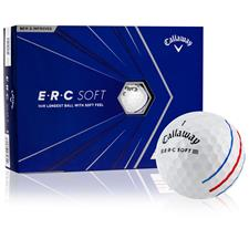 Callaway Golf ERC Soft Triple Track Custom Logo Golf Balls