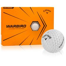Callaway Golf Warbird Personalized Golf Balls