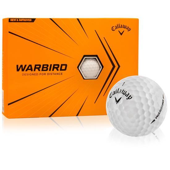 Callaway Golf Warbird Golf Balls - 2021 Model