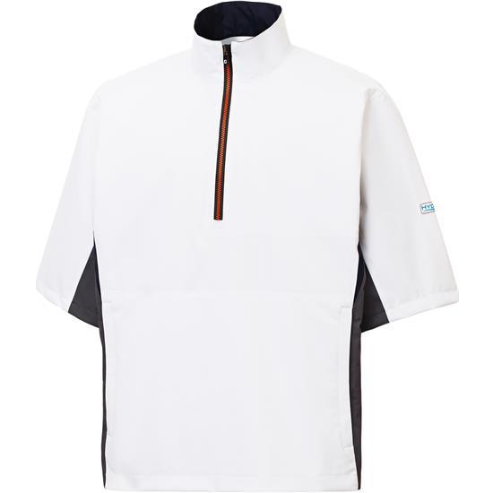 FootJoy Men's FJ HydroLite Short Sleeve Rain Shirt
