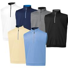FootJoy Men's Half-Zip Pullover Jersey Vest