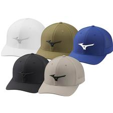 Mizuno Men's Tour Vent Adjustable Hat