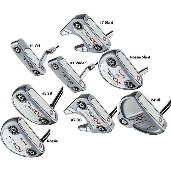 Odyssey Golf White Hot OG Stroke Lab Putters