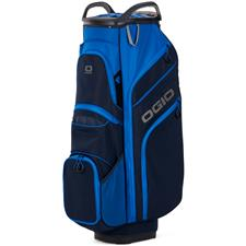 Ogio Woode Cart Personalized Bag - Blue