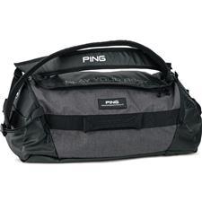 PING Duffel Backpack - Heathered Grey