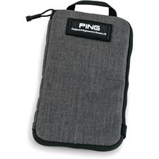 PING Valuables Pouch - Heathered Grey