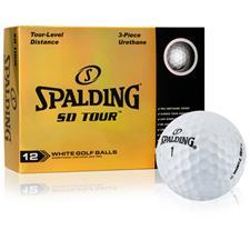 Spalding SD Tour Photo Golf Balls