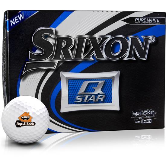 Srixon Q-Star Golf Balls