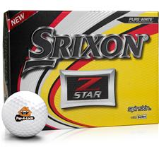 Srixon Z Star Custom Express Logo Golf Balls