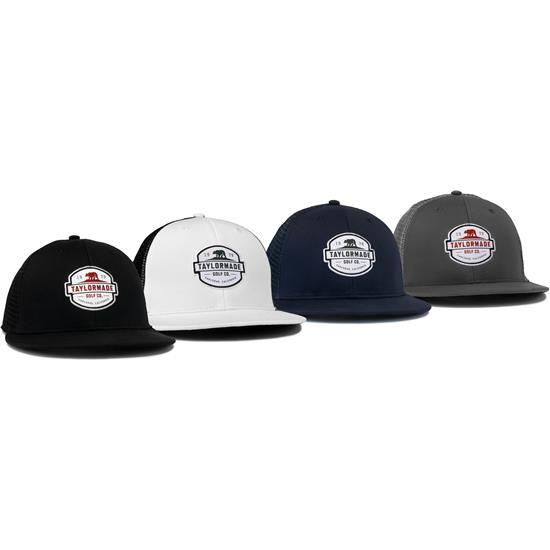 Taylor Made Men's California Trucker Flatbill Hat