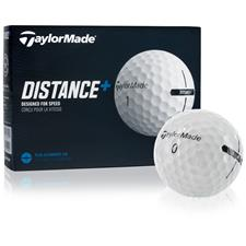 Taylor Made Distance+ Custom Logo Golf Balls