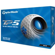 Taylor Made Custom Logo TP5 Golf Balls - 2021 Model