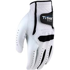 Titan Golf Premium Cabretta Leather Golf Glove
