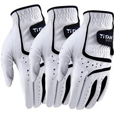 Titan Golf All-Weather Synthetic Leather Glove - Buy 2 Get 1