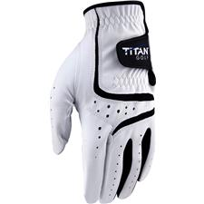 Titan Golf All-Weather Synthetic Leather Golf Glove
