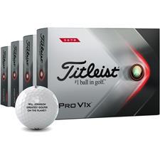 Titleist 2021 Pro V1x High Number Golf Balls - Buy 3 Get 1