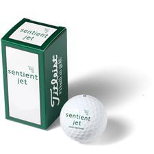 Titleist PackEdge Custom 2-Ball Sleeve
