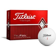 Titleist Custom Logo TruFeel Golf Balls