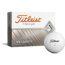 Titleist Velocity Personalized Golf Balls