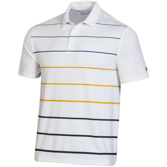 Under Armour Men's Playoff 2.0 Front Nine Polo