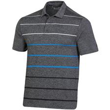 Under Armour Pitch Grey Playoff 2.0 Front Nine Polo