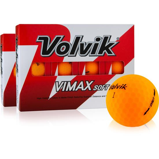 VIMAX Soft Matte Orange