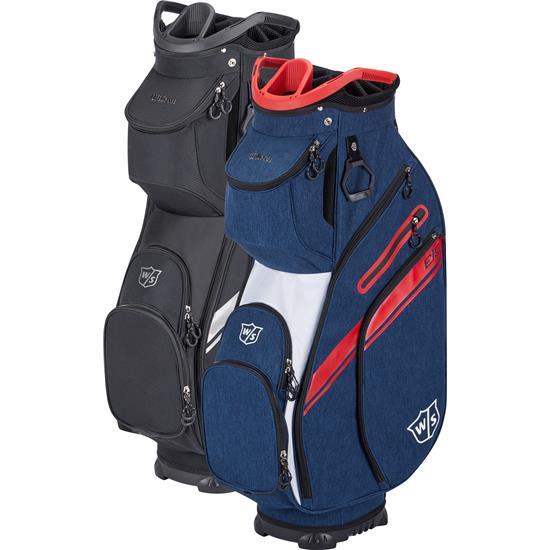 Wilson Staff EXO Cart Bag - 2021 Model